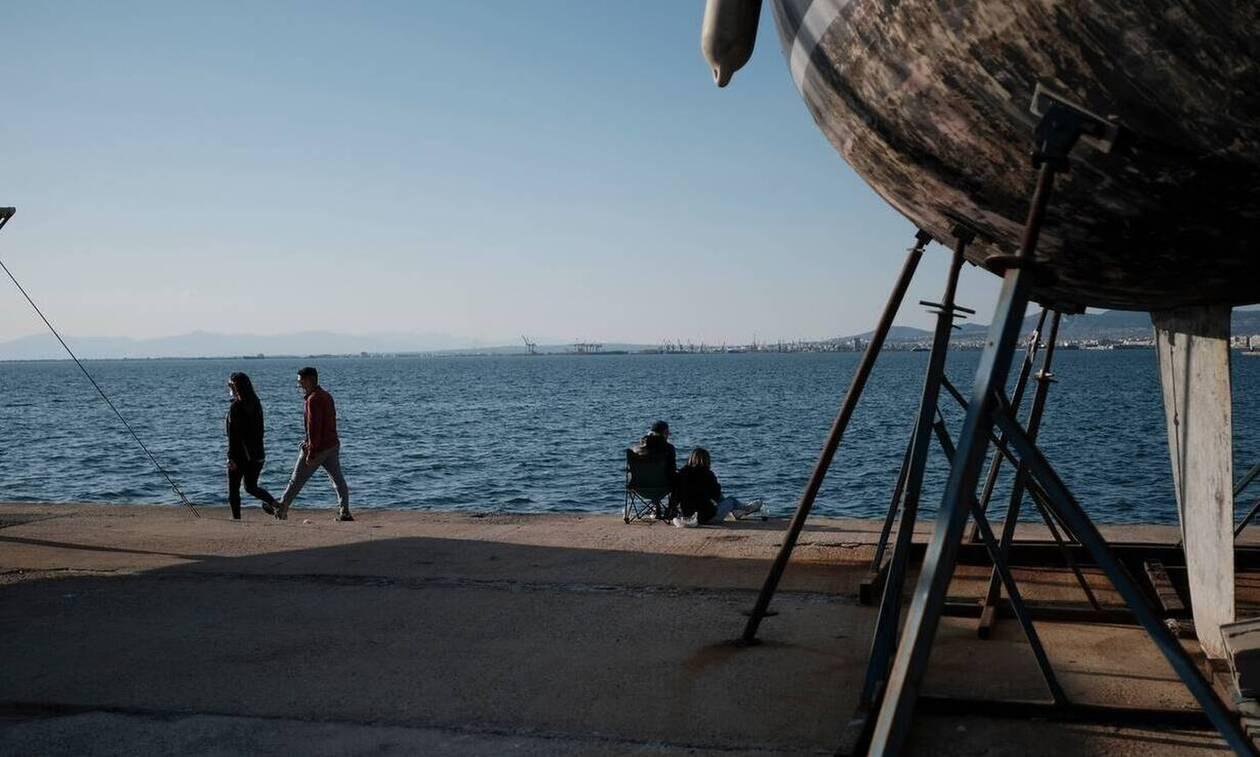 Κορονοϊός - Θεσσαλονίκη: Δείτε πόσο μειώθηκαν τα ενεργά κρούσματα και οι νοσηλείες