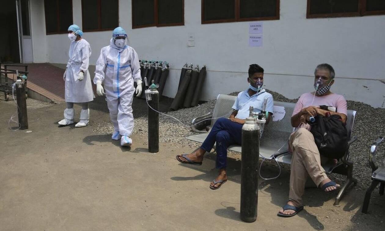 Κορονοϊός Ινδία: Έκκληση των γιατρών - «Μην καλύπτεστε με κοπριά, δεν απωθεί τον ιό»