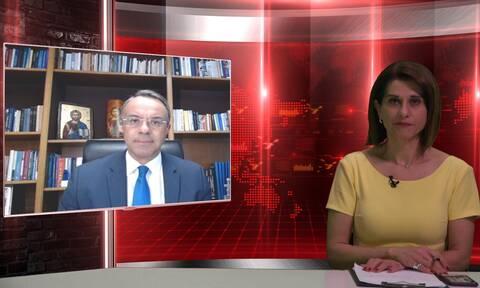 Χρήστος Σταϊκούρας στο Newsbomb.gr: Στη Βουλή η διάταξη για τα μειωμένα ενοίκια και τον Μάιο