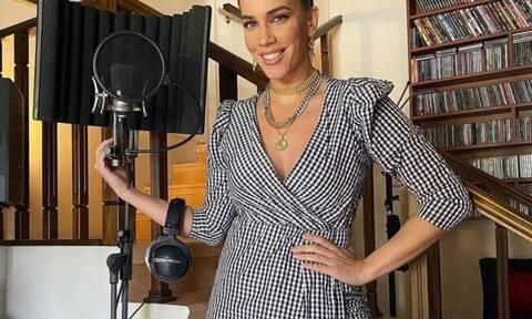 Το σχόλιο της Κατερίνας Στικούδη για τα κιλά που έχει πάρει (photos)