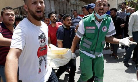 Βίντεο:Θάνατος και πόνος από την έξαρση της βίας- To ανθρώπινο κόστος της κρίσης στην Ιερουσαλήμ