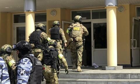 Μακελειό σε σχολείο στη Ρωσία: Τουλάχιστον 9 οι νεκροί- 19χρονος ο δράστης