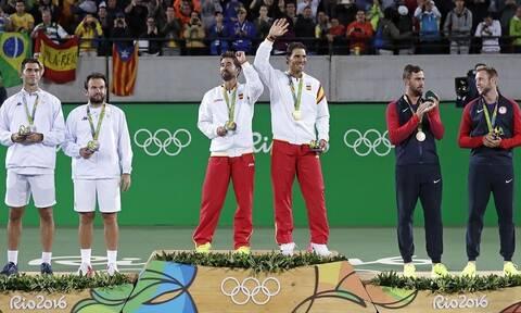 Ράφα Ναδάλ Ολυμπιακοί Αγώνες