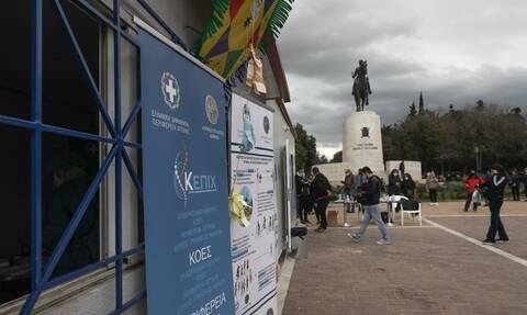 Κορονοϊός: Ανάσα αισιοδοξίας από τα λύματα – Μείωση ιικού φορτίου σχεδόν σε όλη τη χώρα