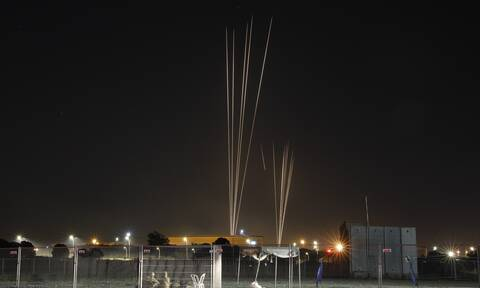 Ισραήλ: Ρουκέτες από τη Γάζα έπληξαν το Τελ Αβίβ