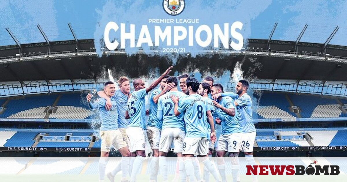 facebookmanchester city champions
