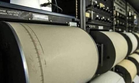 Σεισμός 3,4 Ρίχτερ βόρεια της Κρήτης