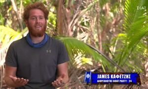 Τζέιμς Καφετζής: Γιατί αποχωρεί από το Survivor - «Βόμβα» στα θεμέλια του παιχνιδιού