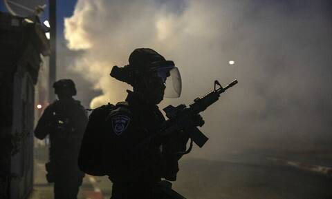 Ισραήλ αστυνομία