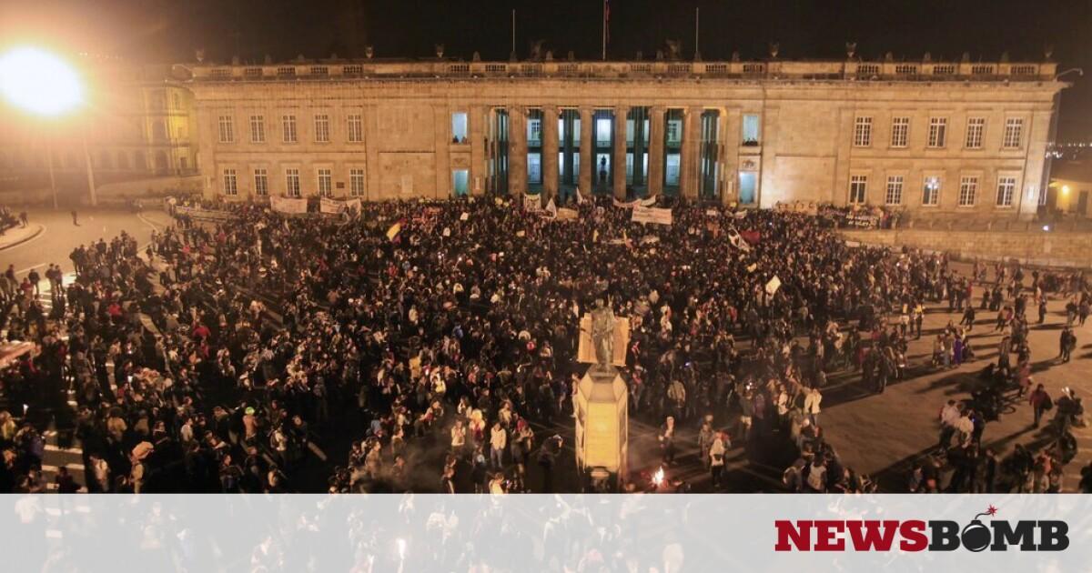 facebookColombia Protests