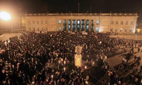 Κολομβία - Διαδηλώσεις