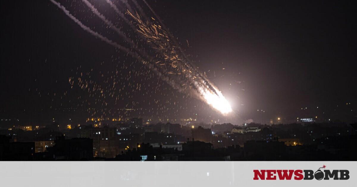 facebookisrael rockets