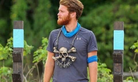 Survivor: Ο James αποχώρησε οικειοθελώς και στο Twitter έγινε χαμός (pics)