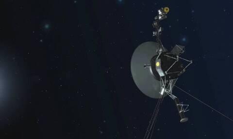Δέος: Το Voyager 1 άκουσε για πρώτη φορά τον απόκοσμο βόμβο του μεσοαστρικού διαστήματος