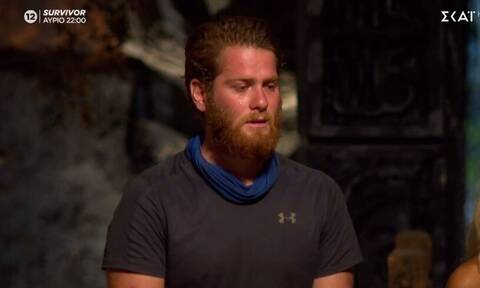 Survivor: Έτσι αντέδρασαν οι πρώην συμπαίκτες του James στην αποχώρησή του