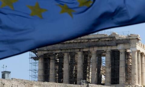 Ανάπτυξη 4,1% για φέτος και 6% το 2022 «βλέπει» για την Ελλάδα η Κομισιόν