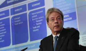 Τζεντιλόνι: Καλές οι προοπτικές ανάπτυξης της ελληνικής οικονομίας