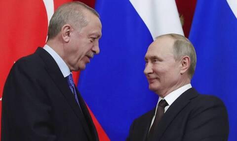 Επικοινωνία Ερντογάν - Πούτιν: «Σώστε τους Παλαιστίνιους, στείλε διεθνή δύναμη»