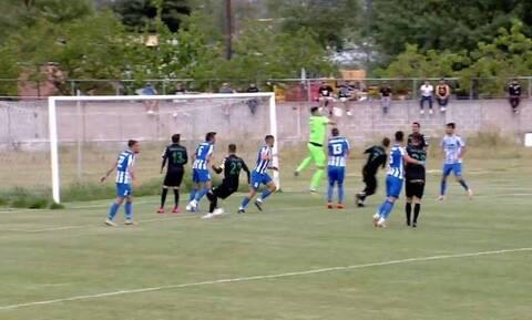 Football League: Η γκάφα της χρονιάς από τερματοφύλακα - Έκανε δώρο το γκολ