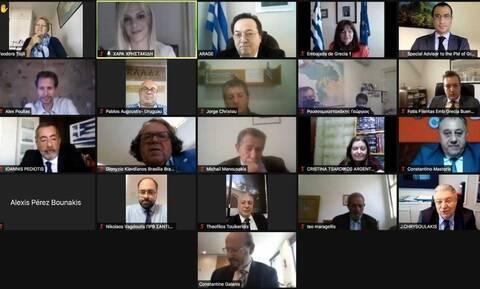 Γ. Χρυσουλάκης: «Η πλατφόρμα staellinika.com  στα ισπανικά και πορτογαλικά για τους ομογενείς»