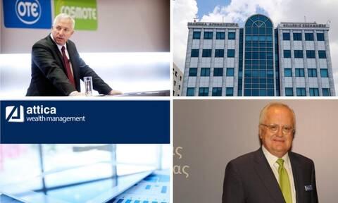 Η ντρίπλα Τσαμάζ, οι χρηματιστές φοροσυλλέκτες και η Attica Wealth Management