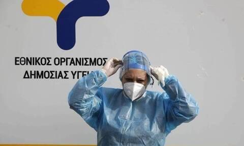 Κορονοϊός - ΕΟΔΥ: Πού θα πραγματοποιηθούν την Πέμπτη (13/5) δωρεάν rapid test