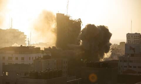 Ισραήλ βομβαρδισμοί