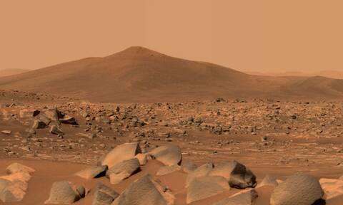 Perseverance: Ξεκίνησε να ψάχνει για σημάδια αρχαίας ζωής στον Άρη