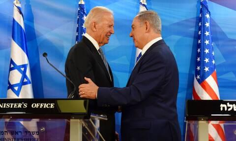 Μπάιντεν: Tο Ισραήλ έχει δικαίωμα στην αυτοάμυνα