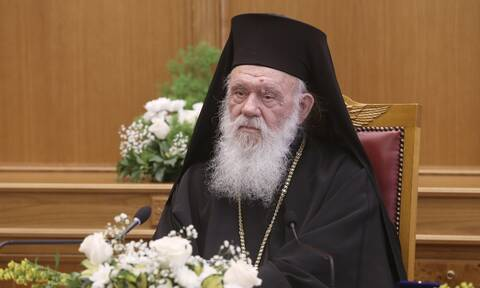Αρχιεπίσκοπος Ιερώνυμος Διαρκής Ιερά Σύνοδος