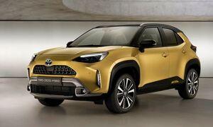 Yaris Cross: Πόσο κοστίζει το νέο μικρό SUV της Toyota;