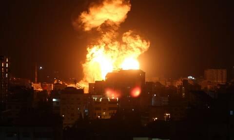 Γάζα: Το Ισραήλ βομβάρδισε κτήριο με τουρκική ΜΚΟ – Συσπείρωση μουσουλμάνων προσπαθεί η Άγκυρα