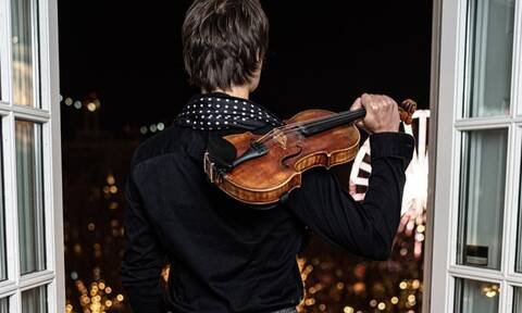 Alexander Rybak: o βιολιστής νικητής της Eurovision έγινε 35 αλλά δεν λέει να μεγαλώσει (photos)