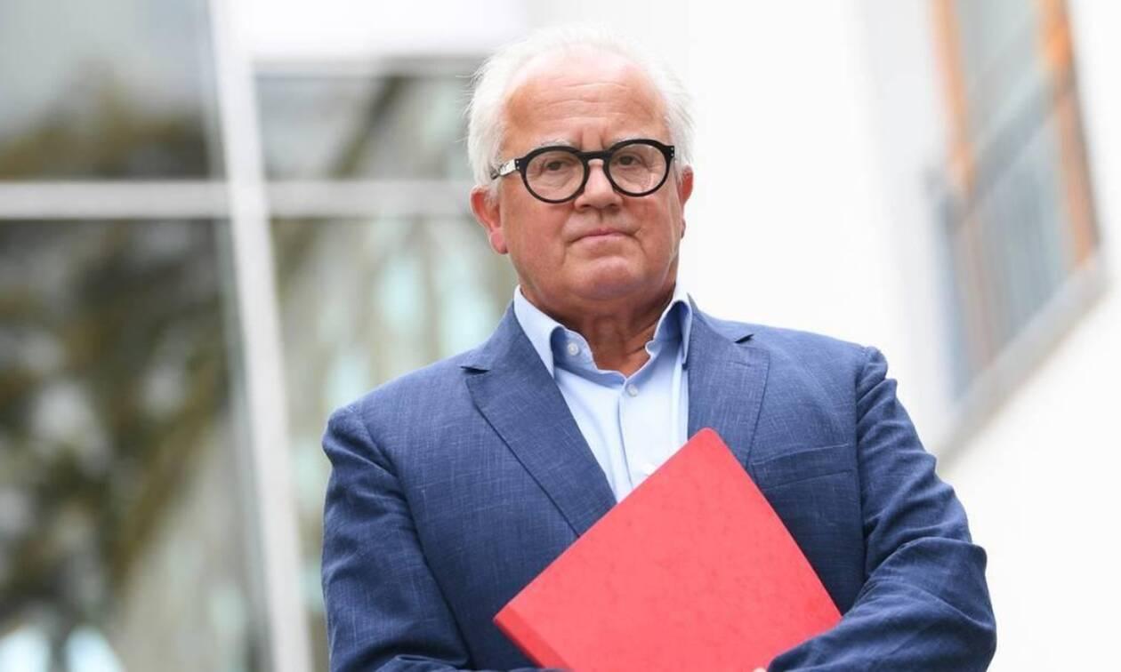 Παραίτηση του προέδρου της γερμανικής ομοσπονδίας για σχόλιο που παραπέμπει στους Ναζί!