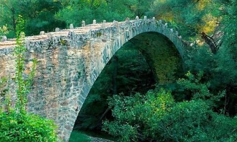 Καστοριά: Το ελληνικό γιοφύρι με την τέλεια καμάρα