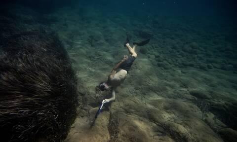 Θάνατος ψαροντουφεκά
