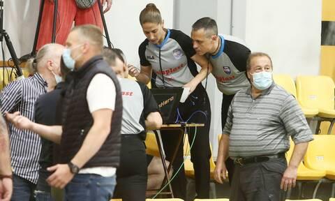 Ολυμπιακός-Παναθηναϊκός: Δικαστικά κρίνεται ο τελικός - Αντικανονική η ενέργεια των διαιτητών (vid)