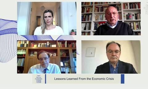 Αλμούνια : Η Ελλάδα πρέπει να συνεχίσει τις μεταρρυθμίσεις