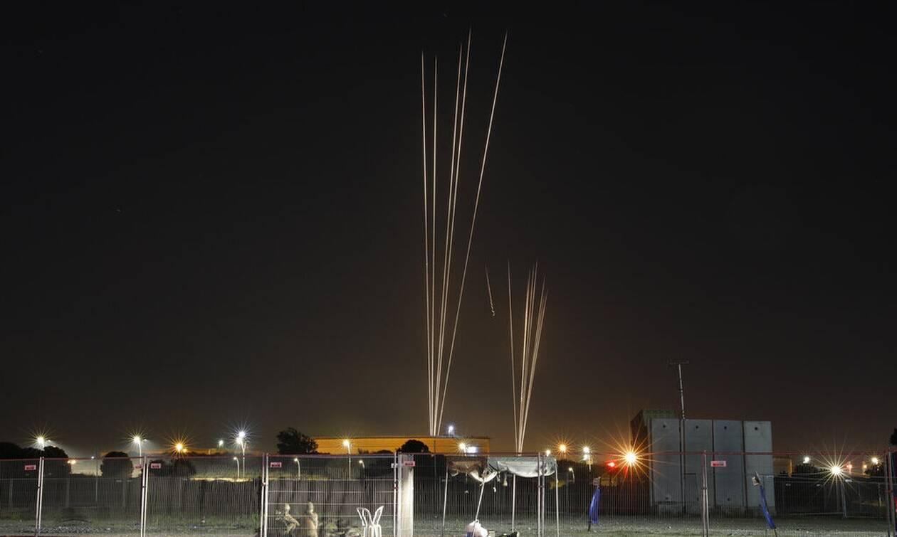 Μέση Ανατολή: Η Χαμάς «απαντάει» στο Ισραήλ με νέες εκτοξεύσεις ρουκετών