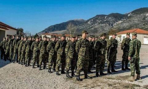 Κορονοϊός: Σε μοριακό τεστ υποβάλλονται υποχρεωτικά οι καλούμενοι για κατάταξη στις Ένοπλες Δυνάμεις