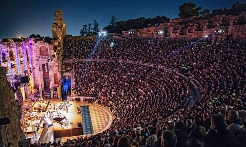 «Ο Πολιτισμός αντεπιτίθεται»: 31 θεατρικές και μουσικές παραστάσεις στο Ηρώδειο από τέλη Αυγούστου