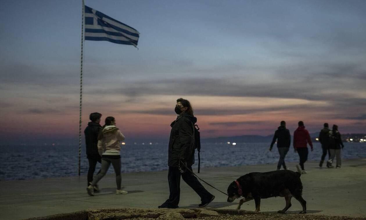 Κορονοϊός - Η γεωγραφική κατανομή των 2.167 νέων κρουσμάτων: 924 στην Αττική - 169 στη Θεσσαλονίκη