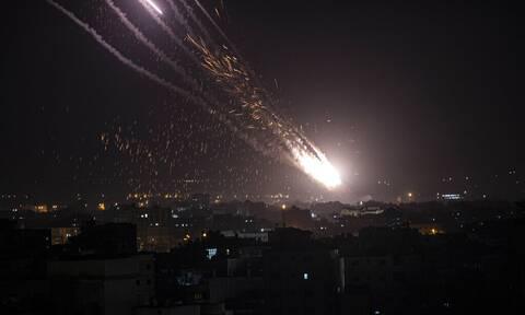 Μέση Ανατολή: Νέα επίθεση της Χαμάς -  Εκτόξευσε 100 ρουκέτες στην Ασκελόν