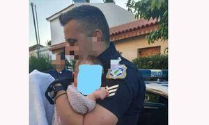 Γλυκά Νερά: «Δεν θα φύγει ποτέ η εικόνα του βρέφους με τη νεκρή μητέρα» - Συγκινεί ο αστυνομικός
