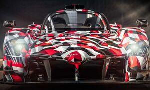 Η έκδοση δρόμου του Toyota GR Super Sport θα έχει πάνω από 1.000 ίππους