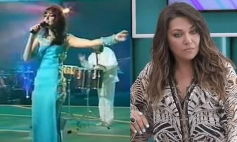 Γαρμπή για Eurovision: «Μετά την εμφάνιση μου άρχισα να κλαίω με λυγμούς στο καμαρίνι μου» (vid)