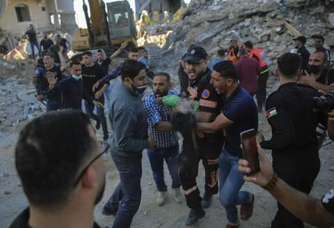 Γάζα: Μαρτυρία γιατρού στο Newsbomb.gr - «Η ζωή και ο θάνατος για εμάς είναι το ίδιο πράγμα»