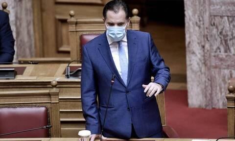 Βουλή - Γεωργιάδης: Τη στήριξη των γυμναστηρίων στο θέμα των ενοικίων, εξετάζει η κυβέρνηση