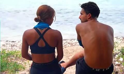 Αυτός είναι ο τρόπος που βρήκε ο Σάκης και η Μαριαλένα του Survivor για να κερδίσουν (photos)