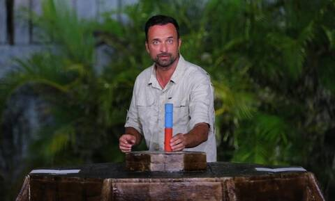 Survivor: Η ανακοίνωση του Γιώργου Λιανού για τον Νίκο Μπάρτζη (video)